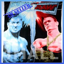 Boys Kids Teen Youths Polar Fleece Blanket Throw Rug John Cena WWE Dave Bautista