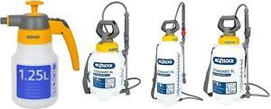 Hozelock  1.25L/ 5L/10L Litre Killaspray Multipurpose Pressure Sprayer Washer