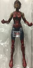 "SPIDER GIRL Amazing SPIDER MAN Marvel Legends WAVE 6 2016 6"" INCH Loose FIGURE"