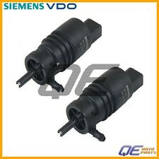2 Windshield Washer Pump Siemens/VDO 67128362154 + free item call for details