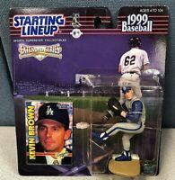 1999 Starting Lineup Kevin Brown