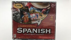 Learn To Speak Spanish 8.1 CD-ROM