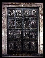 VATICANO - BF - 1999 - Apertura della Porta Santa in San Pietro MNH