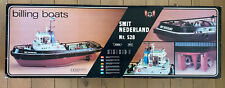 Billing Boats Smit Nederland 1:33 Scale Radio Control Model Tug Ship Kit Nr.528