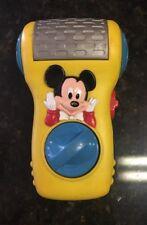 Vintage Mickey Mouse Toy Shaver Razor Disney Wind-up