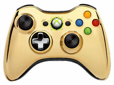 Microsoft Xbox 360 Special Edition Chrome Series (43G-00054) Gamepad
