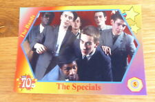 THE SPECIALS  THE BANDS 1970's CARD # 5  2020