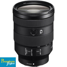 SONY Lens FE 24-105mm F4 G OSS SEL24105G E-Mount Japan Domestic Version New