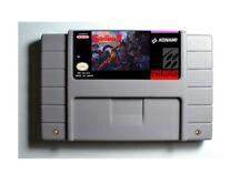 Super Castlevania IV SNES 16-Bit Game Cartridge USA NTSC Only English