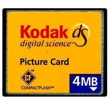 4mb Compact Flash Memory Card Camera Computer Media Card