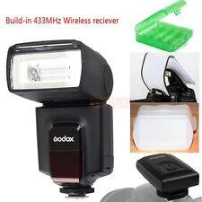 Godox Flash Speedlite TT520II 433MHz for Canon T6i T6s T5i T5 T4i T3i