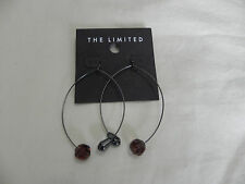 Cool the Limited Black and Reddish Earrings! RV$19