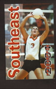 Southeast Missouri State Indians--2001 Volleyball Schedule