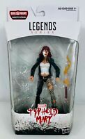 "Marvel Legends Series Typhoid Mary No BAF 6"" Action Figure"