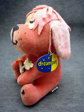 Vintage Dakin Dream Pets #1226 Rufus Dog Plush With Hang Tag
