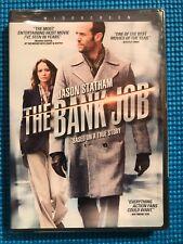 The Bank Job (DVD, 2008, Widescreen) NEW - UNUSED Starring: Jason Statham