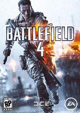 Battlefield 4 PC full digital jeu-clé de téléchargement d'origine