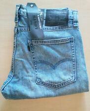 Jeans Levi`s 522 Größe W32/L32 Slim Taper neu original Farbe: hell blau