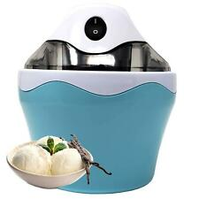 New ListingAutomatic Bpa Free Electric Mini Counter Top Ice Cream Maker 0.5 Qt With Anti Sk