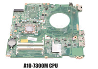 For HP 17-p 17z-p laptop motherboard 809985-601 DAY21AMB6D0 A10-7300 cpu TESTED