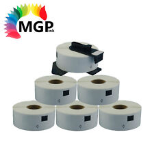 5+1 Compatible for Brother DK-11201 Address Label 29mm x 90mm QL500 QL570 QL700