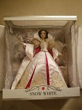 "Disney 17"" LIMITED EDITION Doll - SNOW WHITE SAKS 5TH AVENUE Exclusive LE 1000"