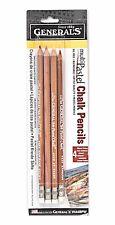 Pastel Chalk Pencil Warm Earth Tones