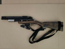 Vintage Custom Palmers Pursuit Typhoon Wood Stock Paintball Marker Pps Woodsball