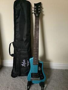 Hofner Shorty Electric Travel Guitar