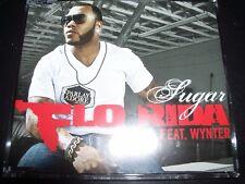 Flo Rida Feat Wynter Sugar Australian CD Single – New