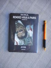 BILAL RENDEZ-VOUS A PARIS 3eme ACTE DOSSIER DE PRESSE DVD SCELLE  ETAT NEUF