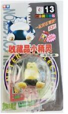 Auldey Tomy Pokemon Mini Pocket Monsters 1998 Vintage Figure #13 Snorlax