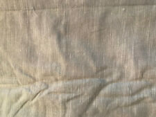 "Pottery Barn Kids Evelyn Linen Blend Drape 96"" Panel Gray NEW"