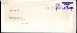 Canal Zone - 1977 - 13 Cents + 2 Cents Postal Stationery w Last Day Cancel # U23