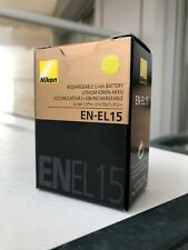 Nikon EN-EL15 Li-Ion Battery for Camera