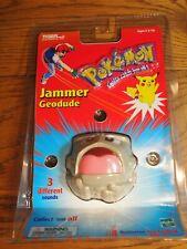 Tiger Electronics 2000 Pokemon Geodude Jammer figure, MOC