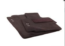 BMW Z3 1997-2002 Black Carpet Floormats Mats Set of 2 82111470158 OEM