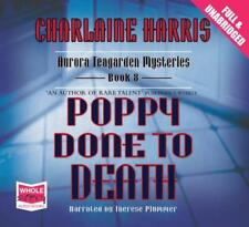 Papavero Done To Death (Integrale Audiolibro) di Charlaine Harris, Narrated Ther