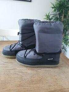 Mens Alpine Snow / Moon Boots Size 10/11