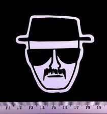 Breaking Bad Sticker Wanted Picture Heisenberg Hat Decal Laptop PC iPad Phone