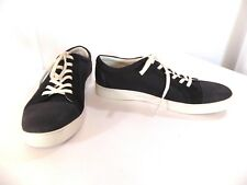 Calvin Klein Igor Lgor Black Lace Up Sneakers Mens Sport Casual Shoes 9.5 M