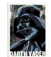 2016 TOPPS STAR WARS ROGUE ONE CHARACTER ICON CARDS #CI-1 DARTH VADER