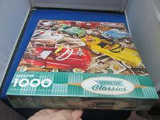 KIDDIE CAR Classics Hallmark /  Springbok Puzzle  1000 Pieces  No Res!  MIB