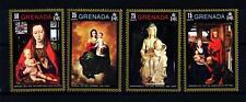 GRENADA - 1972 - Natale 1971: Dipinti