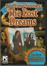 BEDTIME STORIES THE LOST DREAM + MYSTERIOUS HIDDEN NUMBERS Hidden Object PC NEW