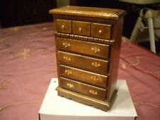 CONCORD DOLL HOUSE PRETTY MED DARK DRESSER #6021 M/OB!!