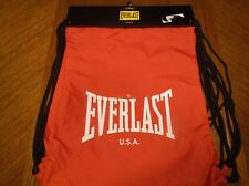 Everlast Boxing Glove Carrying Sack Pack Bag Sports Equipment New Gloves Bags