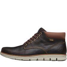 Timberland Mens Bradstreet GORE-TEX UK6.5 Chukka Boots Coffee mid Chelsea OG
