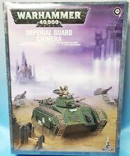 Imperial Guard Chimera Astra Militarum Warhammer 40k