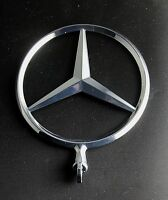 Original Mercedes Benz Stern Emblem **NEU** Motorhaube bagde star